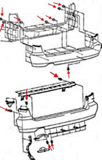 Mitsubishi Galant 8 1996 2003