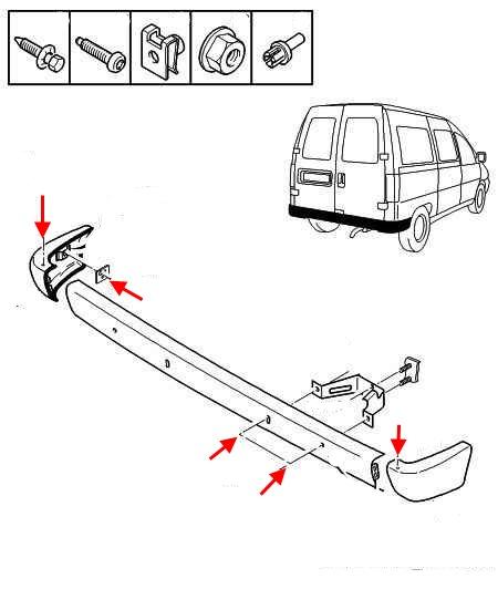 Httpsremont Bampera Compeugeot Expert Citro N Jumpy Fiat Scudo