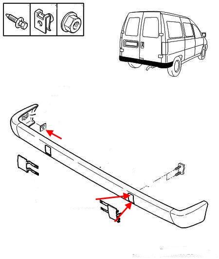 how to remove front and rear bumper peugeot expert  citro u00ebn jumpy  fiat scudo   1995