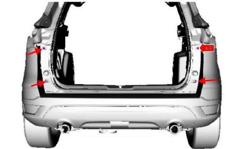 Ford kuga ii / ford escape с 2012 бензин / дизель пособие по.