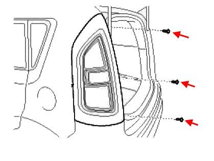 Ваз 2106 - как сделать ремонт кузова своими руками 61